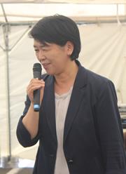 静岡県 健康福祉部 理事 土屋厚子さん
