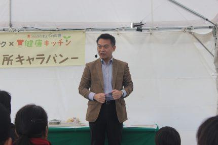 首都大学東京 健康福祉学部 教授(元 群馬大学 医学部 准教授) 浅川 康吉さん