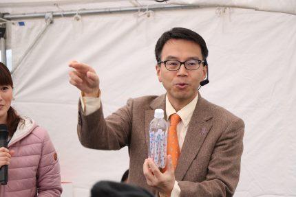 花田 敬士さん JA尾道総合病院 診療部長(広島大学医学部臨床教授)