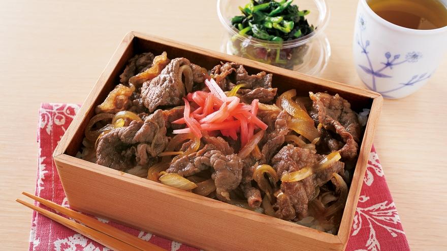 NHKきょうの料理「牛そぼろねぎ丼」のレシピby渡 …