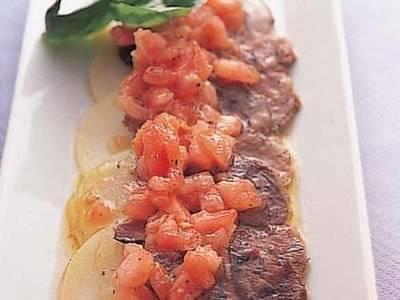 牛すね肉のイタリアンの前菜レシピ 講師は松田 美智子さん|使える料理レシピ集 みんなのきょうの料理 NHKエデュケーショナル