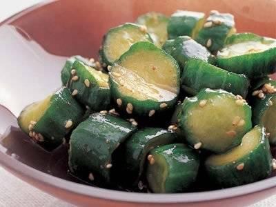 [きゅうりサラダ] 料理レシピ|みんなのきょうの料理  【美味しい】BBQに持って行きたい料理【ひと手間】 , NAVER まとめ