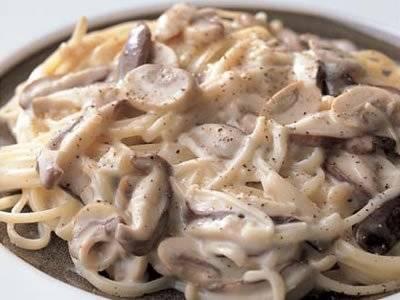 スパゲッティ きのこクリームソース レシピ 山根 大助さん|【みんなのきょうの料理】おいしいレシピや献立を探そう