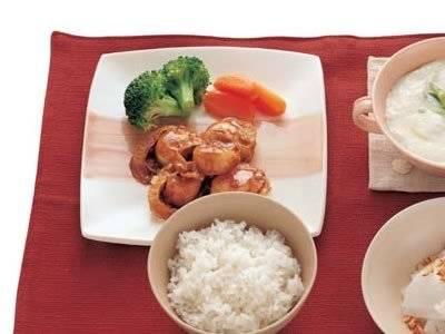 帆立て貝のウスターソース焼き 温野菜添え レシピ 森野 眞由美さん|【みんなのきょうの料理】おいしいレシピや献立を探そう