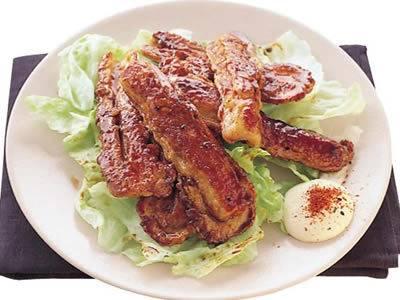 焼きちくわの甘辛ソース レシピ マロンさん|【みんなのきょうの料理】おいしいレシピや献立を探そう