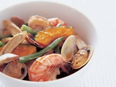 野菜たっぷりの酒蒸しあさり レシピ 小田 真規子さん|【みんなのきょうの料理】おいしいレシピや献立を探そう