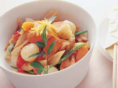 野菜の吹き寄せ煮 レシピ 河村 みち子さん 【みんなのきょうの料理】おいしいレシピや献立を探そう