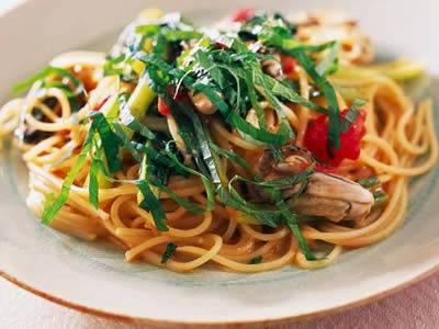 かきのスパゲッティ レシピ 桂 南光さん|【みんなのきょうの料理】おいしいレシピや献立を探そう