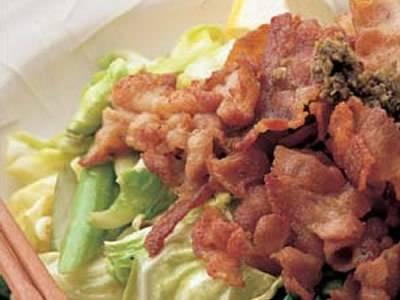 春キャベツの炒め物 レシピ 城戸崎 愛さん|【みんなのきょうの料理】おいしいレシピや献立を探そう