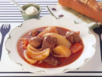 牛肉のトマトシチュー レシピ 栗原 はるみさん|【みんなのきょうの料理】おいしいレシピや献立を探そう