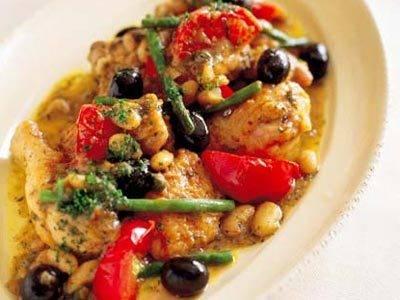 鶏のカチャトーレ レシピ 片岡 護さん|【みんなのきょうの料理】おいしいレシピや献立を探そう
