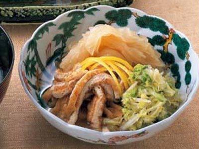 白菜と油揚げの煮びたし レシピ 鈴木 登紀子さん|【みんなのきょうの料理】おいしいレシピや献立を探そう