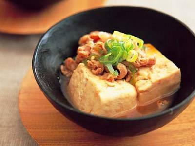 豚こま肉の肉豆腐 レシピ 田口 成子さん|【みんなのきょうの料理】おいしいレシピや献立を探そう