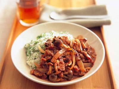 豚こまのハヤシライス レシピ 堀江 ひろ子さん|【みんなのきょうの料理】おいしいレシピや献立を探そう