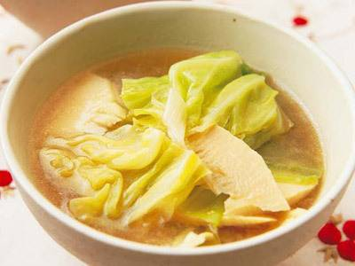 たけのこと春キャベツのスープ レシピ ウー ウェンさん|【みんなのきょうの料理】おいしいレシピや献立を探そう