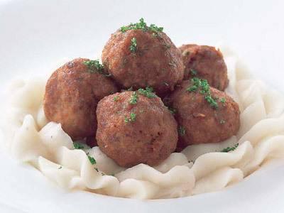 スウェーデン風スパイシーミートボール レシピ 田中 健一郎さん|【みんなのきょうの料理】おいしいレシピや献立を探そう