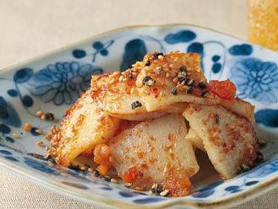 かまぼこのうに炒め レシピ 塩田 ミチルさん|【みんなのきょうの料理】おいしいレシピや献立を探そう