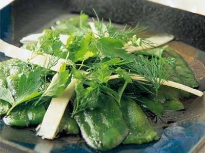 ピーマンのカルパッチョ レシピ 田崎 真也さん|【みんなのきょうの料理】おいしいレシピや献立を探そう