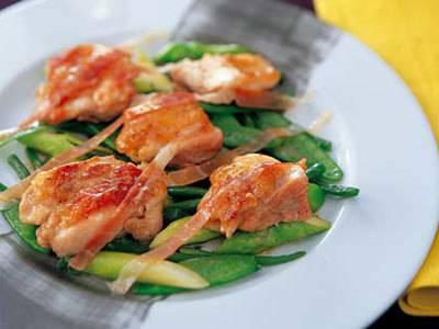 鶏肉のパリパリソテー レシピ 山根 大助さん|【みんなのきょうの料理】おいしいレシピや献立を探そう
