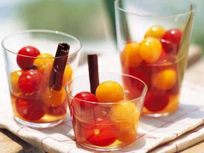 【漬けて保存 日本の知恵】らっきょう漬けミニトマトのピクルス