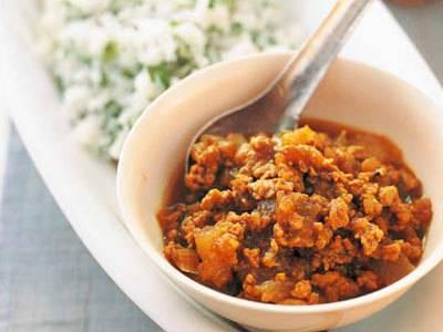 ひき肉ととうがんのサラサラカレー レシピ 西部 るみさん|【みんなのきょうの料理】おいしいレシピや献立を探そう