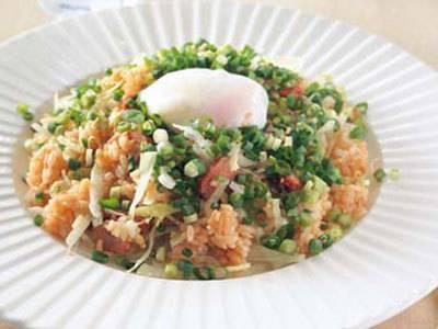ソーセージのレンジチャーハン レシピ 鮫島 正樹さん 【みんなのきょうの料理】おいしいレシピや献立を探そう