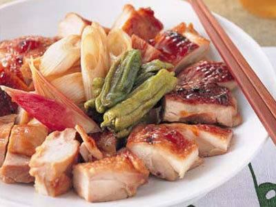 鶏肉のはちみつ焼き レシピ 堀江 ひろ子さん|【みんなのきょうの料理】おいしいレシピや献立を探そう
