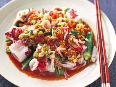 いかのサッと蒸し 梅風味 レシピ 吉岡 勝美さん 【みんなのきょうの料理】おいしいレシピや献立を探そう