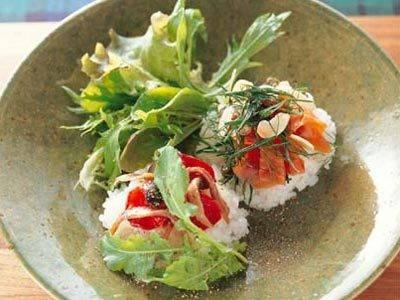 スモークサーモンのハーブずし レシピ 上野 万梨子さん 【みんなのきょうの料理】おいしいレシピや献立を探そう