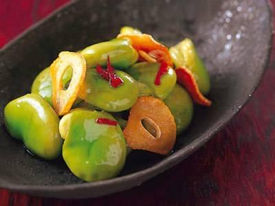一寸豆のピリ辛焼き レシピ 中村 正明さん|【みんなのきょうの料理】おいしいレシピや献立を探そう