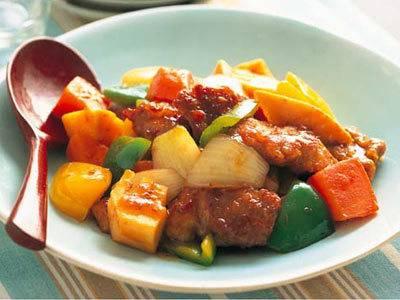 ドレッ酢豚 レシピ 講師は尾身 奈美枝さん|使える料理レシピ集 みんなのきょうの料理 NHKエデ