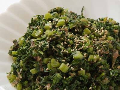 レシピ 大根 の 葉