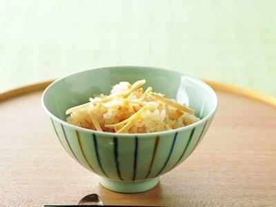 しょうがご飯 レシピ 松本 忠子さん|【みんなのきょうの料理】おいしいレシピや献立を探そう