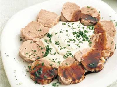 ゆで豚の豆腐ソース レシピ 塩田 ノアさん 【みんなのきょうの料理】おいしいレシピや献立を探そう