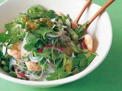 ヤム・ウン・セン(タイ風春雨サラダ)のレシピ・ …