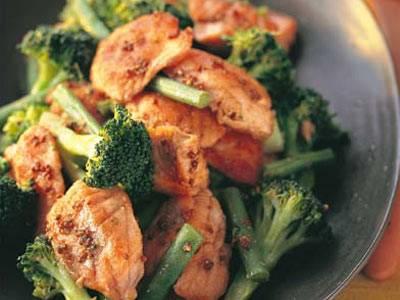 さけとゆで野菜のサラダ仕立て レシピ 田口 成子さん|【みんなのきょうの料理】おいしいレシピや献立を探そう