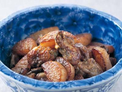 大根とかきのソテー レシピ 城川 朝さん|【みんなのきょうの料理】おいしいレシピや献立を探そう