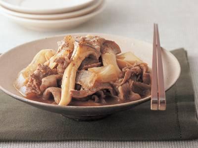 エリンギと牛肉の甘辛煮 レシピ 高城 順子さん 【みんなのきょうの料理】おいしいレシピや献立を探そう