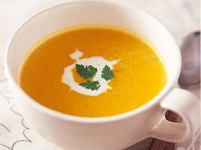 スープ パンプキン
