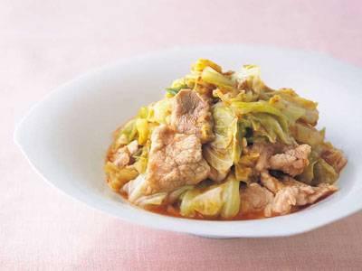 春キャベツと豚肉のおひたし レシピ 山本 麗子さん|【みんなのきょうの料理】おいしいレシピや献立を探そう
