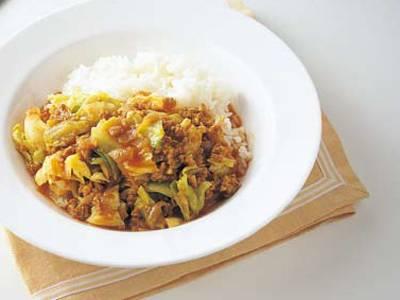 たっぷりキャベツのカレー レシピ 牧野 直子さん 【みんなのきょうの料理】おいしいレシピや献立を探そう