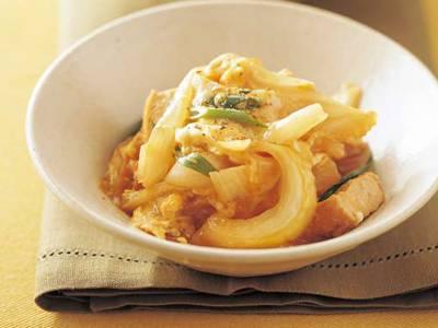 新たまねぎの卵とじ レシピ 藤野 嘉子さん|【みんなのきょうの料理】おいしいレシピや献立を探そう