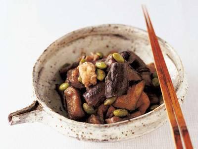 なすと豚肉、枝豆のみそ煮 レシピ 爲後 喜光さん|【みんなのきょうの料理】おいしいレシピや献立を探そう