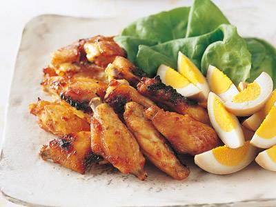 鶏スペアリブの香り焼き レシピ 松本 忠子さん|【みんなのきょうの料理】おいしいレシピや献立を探そう