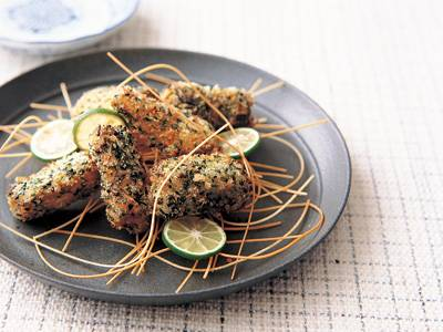 さんまの香り竜田フライ レシピ 斉藤 辰夫さん|【みんなのきょうの料理】おいしいレシピや献立を探そう