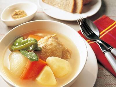 鶏肉と野菜のポトフ風 レシピ 城戸崎 愛さん|【みんなのきょうの料理】おいしいレシピや献立を探そう