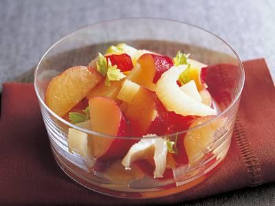 さつまいものグレープフルーツマリネサラダ レシピ 上野 万梨子さん|【みんなのきょうの料理】おいしいレシピや献立を探そう
