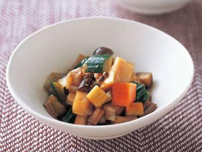 根菜ときのこのしょうゆ漬け レシピ 藤巻 あつこさん|【みんなのきょうの料理】おいしいレシピや献立を探そう