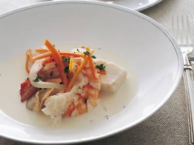 魚介のクリーム煮 レシピ 田中 健一郎さん 【みんなのきょうの料理】おいしいレシピや献立を探そう