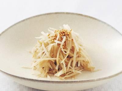 新ごぼうのナムル レシピ 蔡 淑美さん|【みんなのきょうの料理】おいしいレシピや献立を探そう